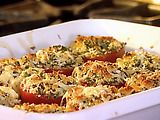 Provencal Tomatoes Recipe - best recipe for fresh summer tomatoes. I can eat an entire dish myself