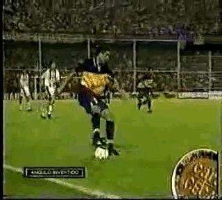 Juan Roman Riquelme was too good!