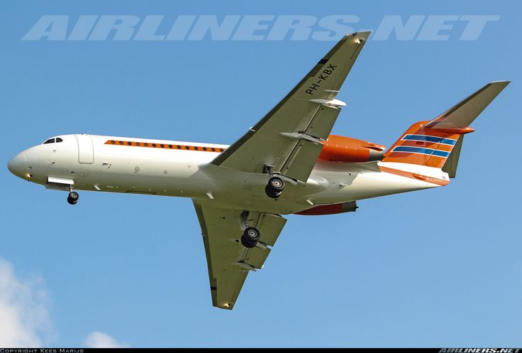 Fokker 70 (F-28-0070) - Untitled (Netherlands Government) | Aviation Photo #2778293 | Airliners.net