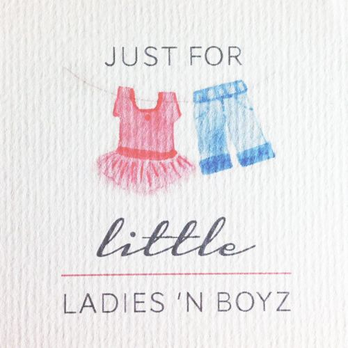 Kids apparel branding by My Sweet Scarlett