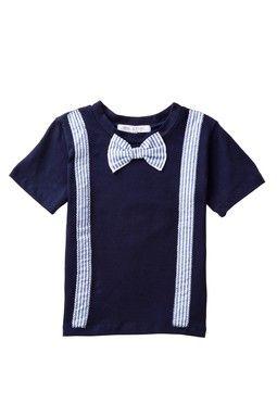 Bow Tie Suspenders
