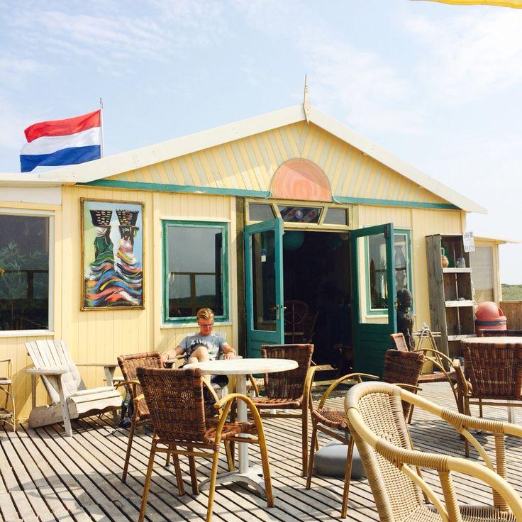 Beachhouse Schiermonnikoog netherlands
