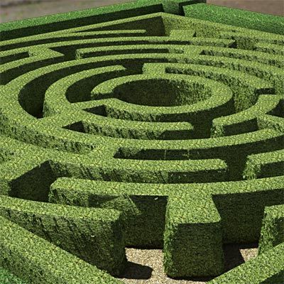 Assez 8 best Labyrinthes images on Pinterest | Amazing maze, Formal  QY74