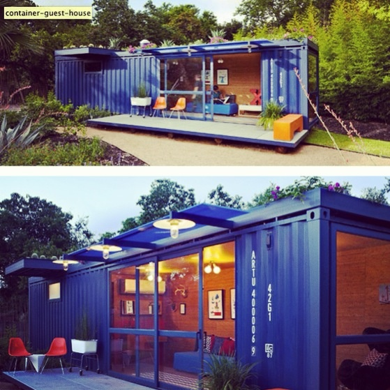 24 Epic Shipping Container Houses No Lack Of Luxury: 57 Best Shipping Containers Images On Pinterest
