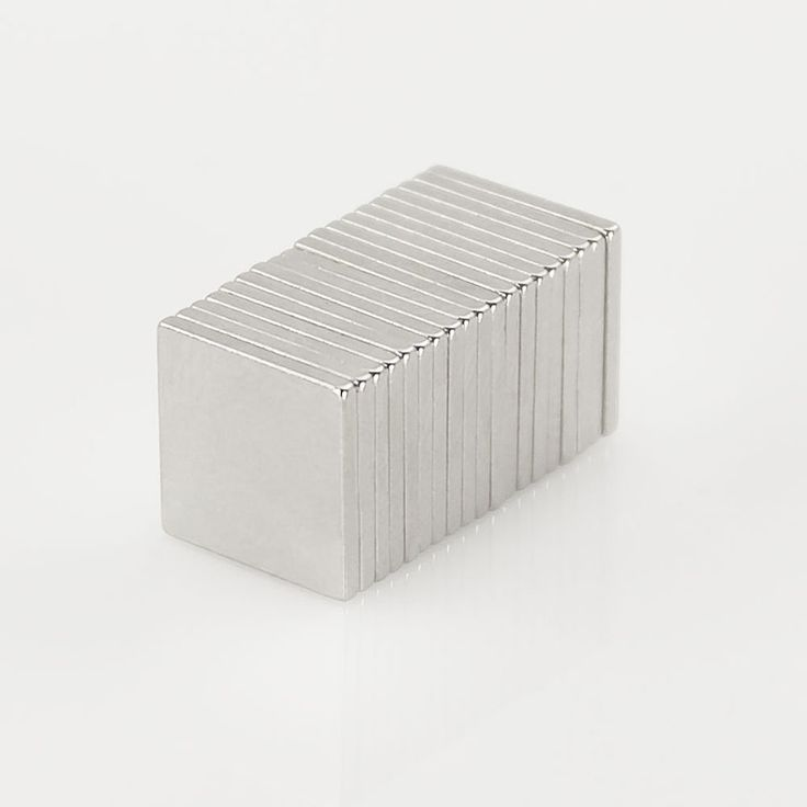 Neodym Magnet Extrem N50 10 x 10 x 1 mm in Magnete  • Scheibenmagnete
