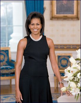 MICHELLE OBAMA After graduating from Chicago's Whitney Young Magnet High School in 1981, Michelle earned a bachelor's degree from Princeton University in sociology and African American studies and a juris doctor degree from Harvard Law School.
