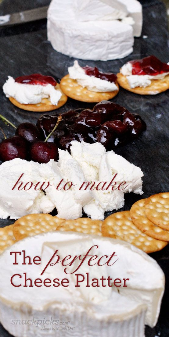 Tips and Tricks for the Perfect Cheese Party Platter