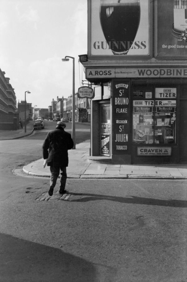 A Dalston street scene. Photograph by Tony Hall #London