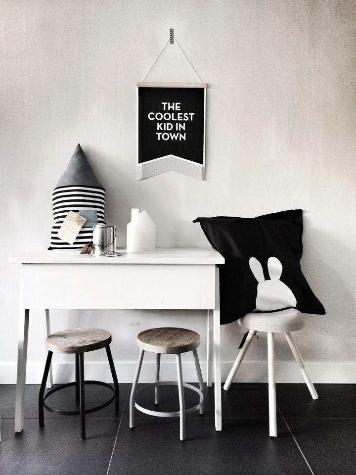 Fekete-fehér álomszobák