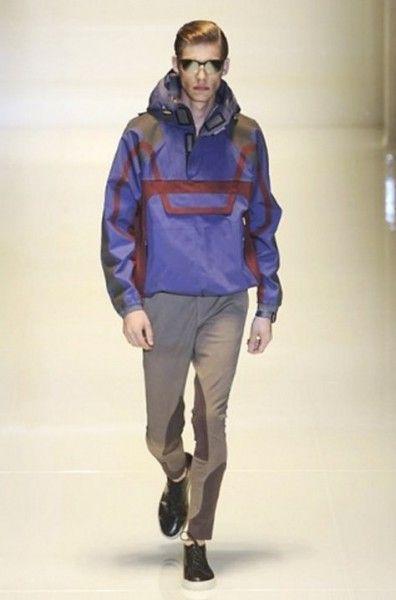 Catalogo Sfilata Gucci uomo primavera estate 2014 FOTO