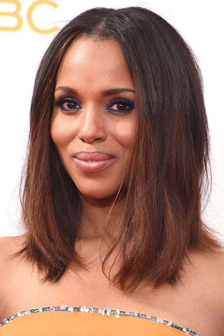 Sombré  The dramatic ombré has been replaced with something more subtle. Sombré, get it? Chan explains that this look is all about lowlights tumbled in the under layers and roots that get rid of those harsh delineations and high contrasts. A more natural looking sombré like Kerry Washington's will be big for fall and many seasons to come.