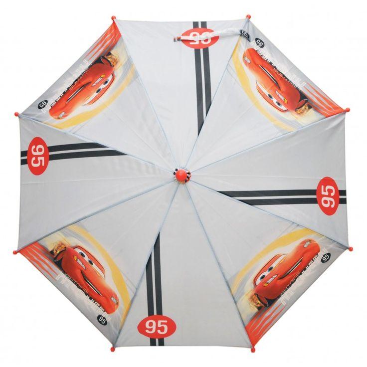 Parapluie Cars sur fond gris