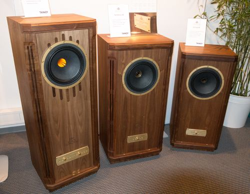 Tannoy announces Prestige Gold Reference speaker range