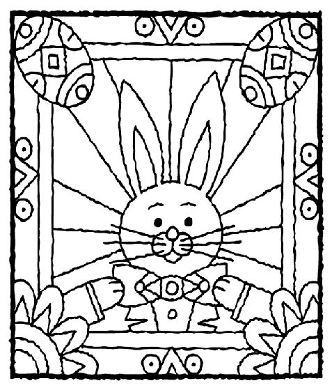 39 best colouring pages images on pinterest | coloring books ... - Easter Egg Coloring Pages Crayola