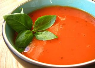 """""""Tomato Bisque"""" – Sopa de Tomates"""