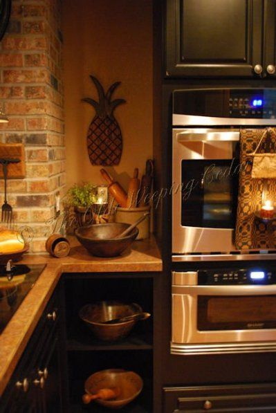 Primitive Kitchen Ideas 99 best primitive kitchens & doning rooms images on pinterest