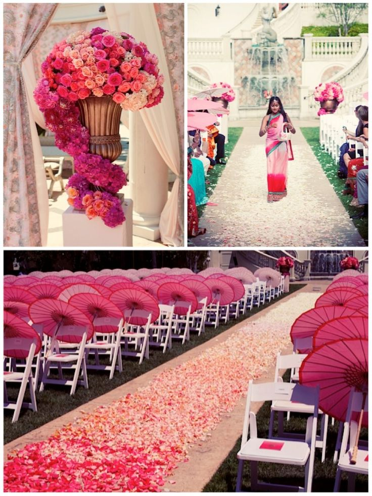 Parasols are the perfect way to bring your wedding or event color to your guests. Find them for sale at splendorforyourguests.com ! Splendor for Your Guests | Rental Company | Weddings | Events | Shawls | Blankets | Umbrellas | Parasols | Fans