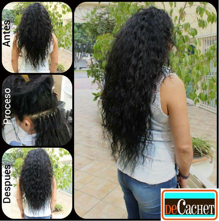 277 best extensiones de cabello natural en guadalajara for Extensiones antes y despues