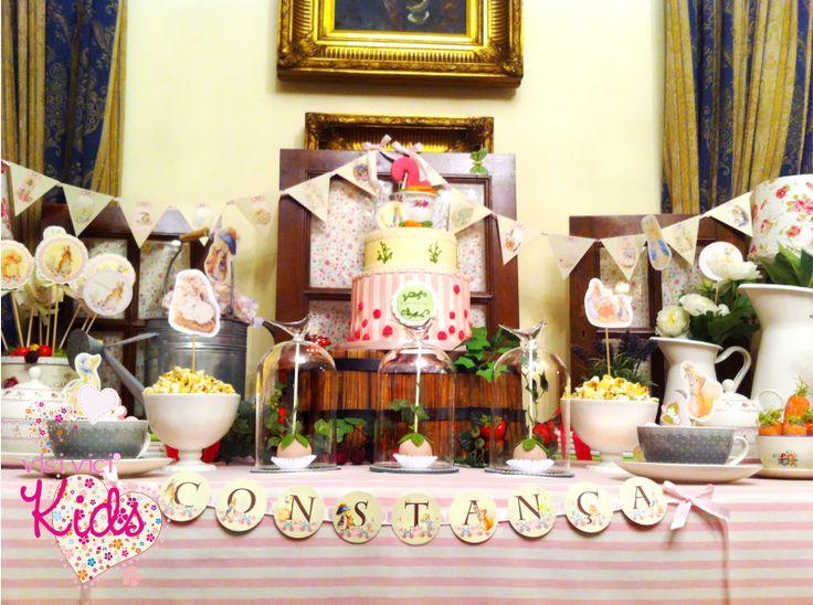 Visi Vici- Kids   Beatrix Potter Baby party