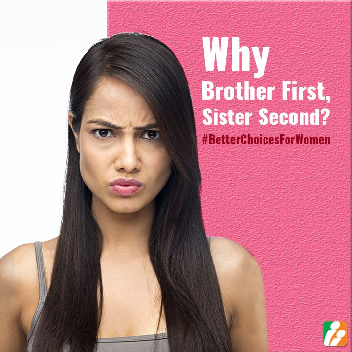 4) Are men willing to sacrifice their career when a baby is born? Yes/ No. Tell us WHY. #BetterChoicesForWomen