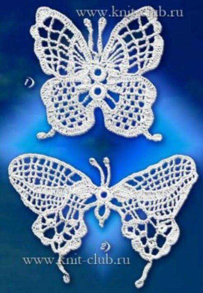 1/3 Butterfly Patterns