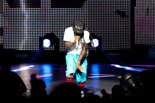 Lil' Wayne Performing at Saratoga Performing Arts Center #SPAC http://www.saratoga.org/visitors