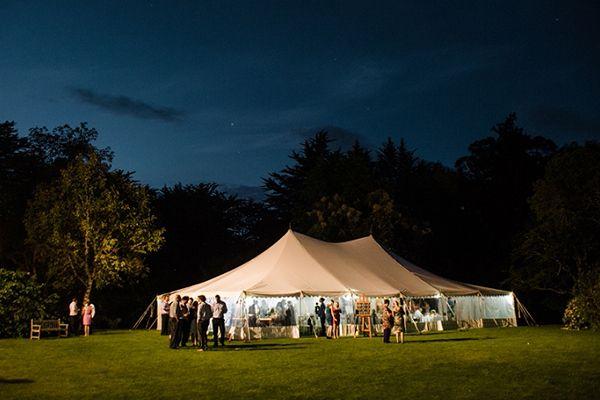 Wedding Party at Gwavas Gardens