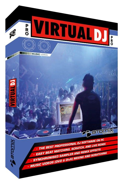 Virtual DJ 6 Software Review: Virtual DJ Pro