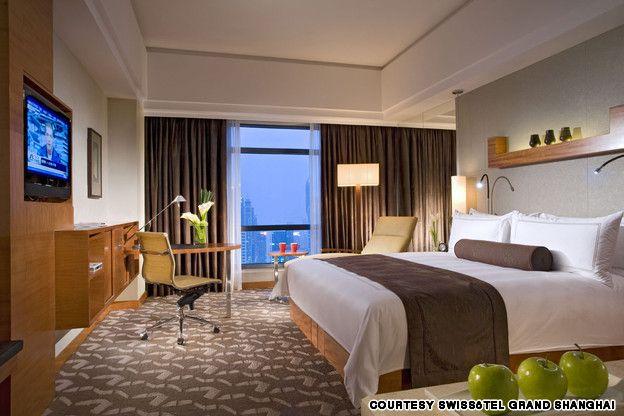 Best #Shanghai business hotels