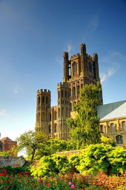 Ely Cathedral, Cambridgeshire, EnglandHigh Schools Graduation, Cambridgeshire England, Church, Childhood Memories, Elie Cathedral, Aurora, Beautiful Places, Castles, Places I D