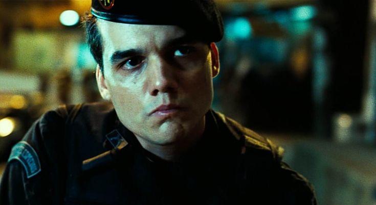 Capitão Nascimento (Wagner Moura): Tropa de Elite I and II (2007 - 2010)