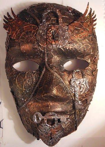 Textured Mask - Ngaere