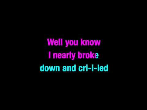 Oh Darling The Beatles Karaoke - You Sing The Hits - YouTube