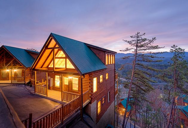 17 best images about travel places i 39 ve been on Best mountain view cabins in gatlinburg tn