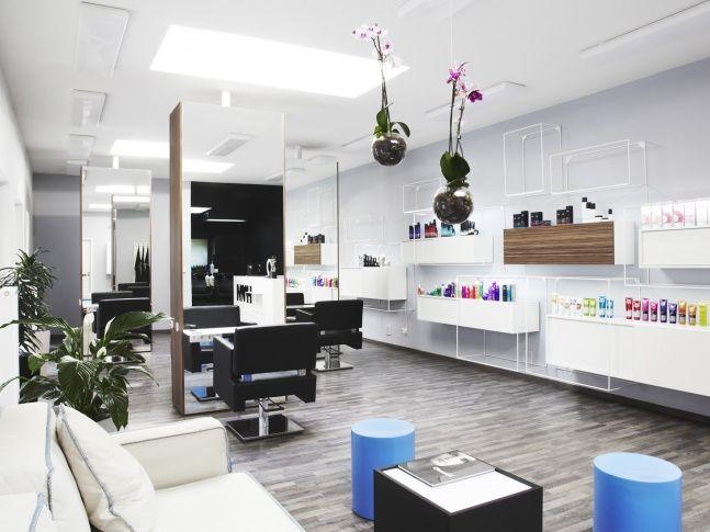 Hlaváček & Loužecký Hair Salon. Design: MORPHE. Rok 2013.