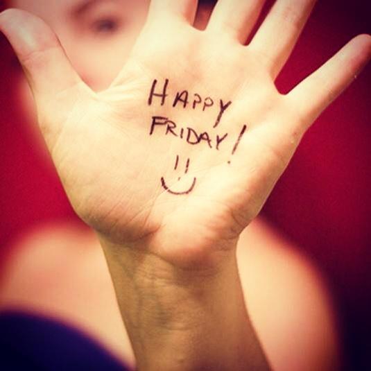 Mutlu Cumalar! #Friday #happy #weekend #nice #smile #atasay #instamood #instagood #cuma