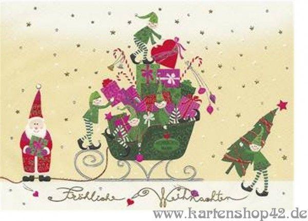 23 best weihnachtskarten images on pinterest christmas cards products and postcards. Black Bedroom Furniture Sets. Home Design Ideas