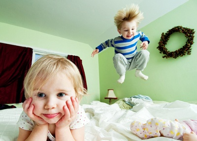 cute!: Beds, Photo Ideas, Sibling, Baby, Wild Child, Monkey, Little Boys, Photo Shooting, Kid