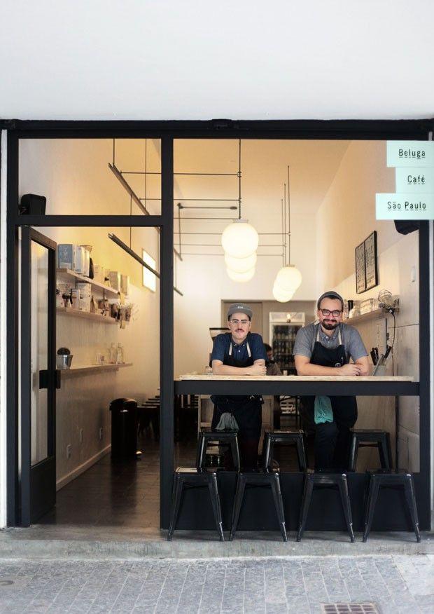 Beluga Café (Foto: Michell Lott) #coffee #coffeeshop #cafe