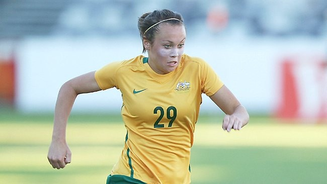 Right Back: Caitlin Foord