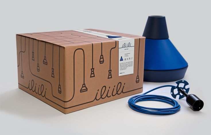 """Packaging and visual identity for ili_ili lamps by Šesnić&Turković """"Ili_ili is a system of modular lights which gives the user the freedom to assemble a lamp of unique shape and color. Our colleagues and friends from Grupa Products asked us to create a visual identity and packaging for the lamps. The design process was challenging and complex, as we wanted simple and efficient packaging for thousands of different combinations."""" Šesnić&Turković studio was founded in 2006, and ..."""