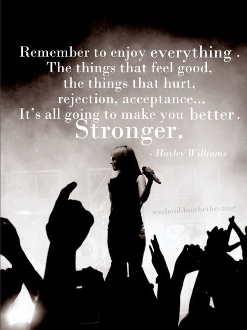 paramore quotes about love - photo #11