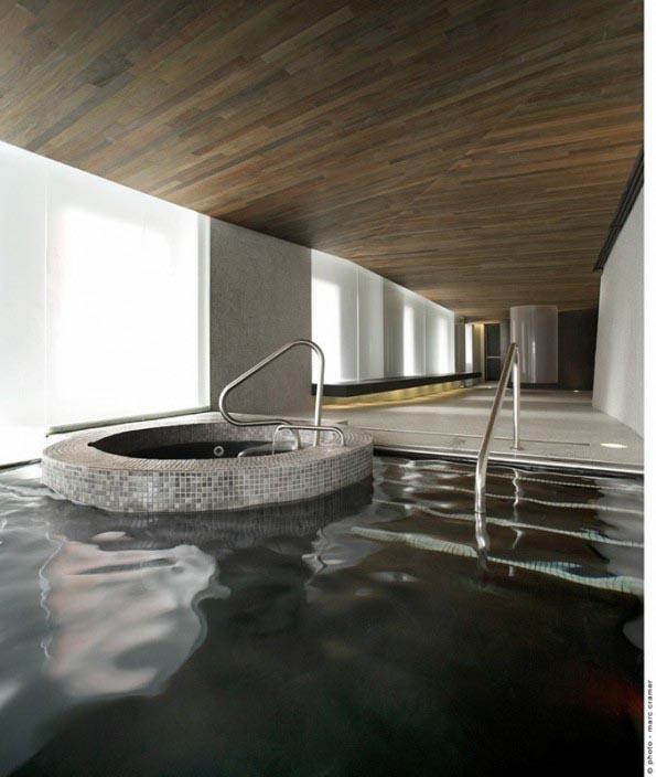 1000 ideas about spa interior design on pinterest - Salon design montreal ...