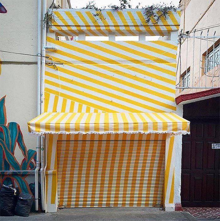 10 Storefronts With Great Awnings on Design*Sponge /