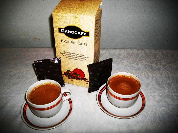 Ganoexcel Ganocafe Hazelnut AGanoCafé Hazelnuta kávés termékcsaládunk legújabb tagja.Minőségi instant kávé, Ganoderma lucidum és erdei mogyoró keverékének az eredménye. Ganoexcel-ről további inf…
