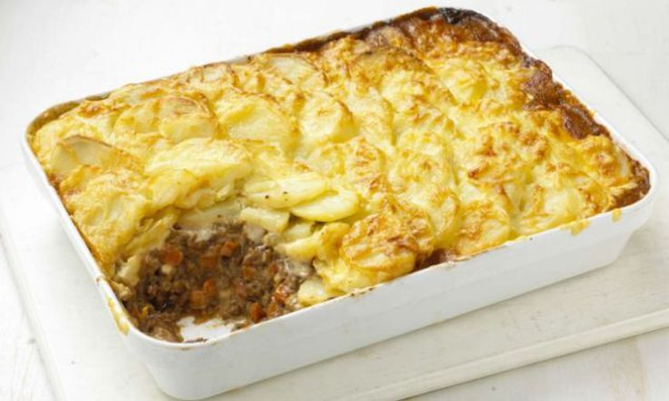 Mary Berry and Lucy Young special: Shepherd's pie ...