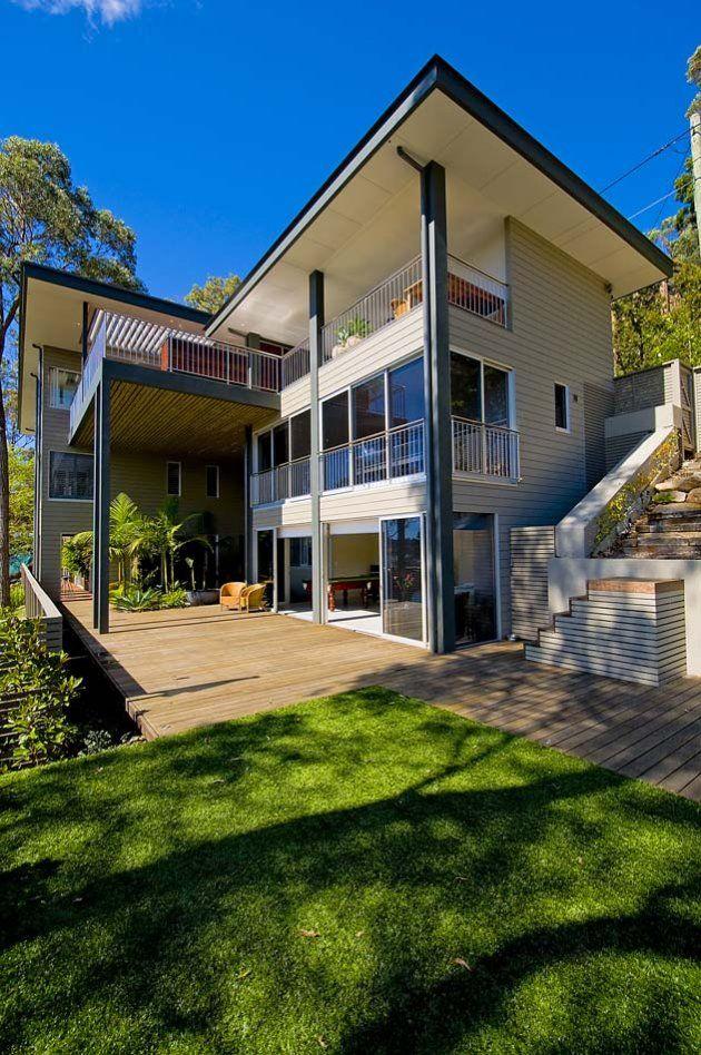 Bayview House by Gartner Trovato Architects
