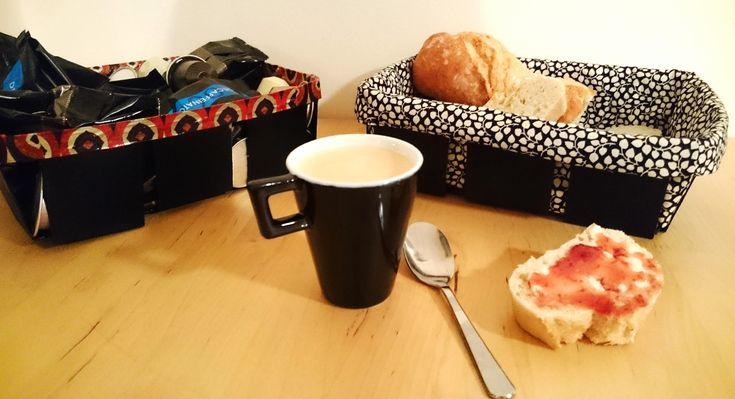 DIY Barquette à café & a pain