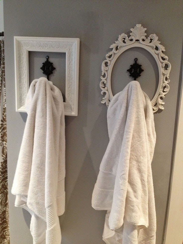 Gabinete Para Baño Sicily Ebaño:Bathroom Towel Hanging Ideas