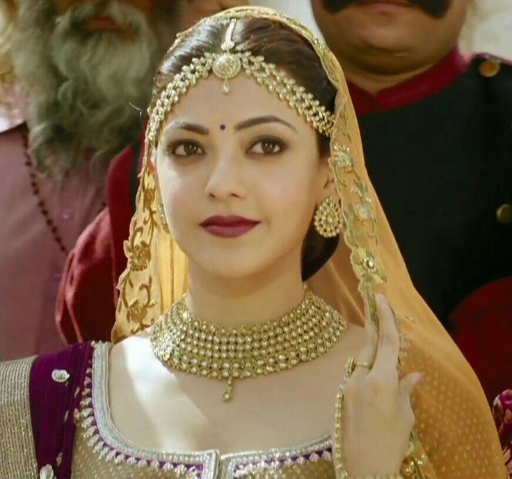 Kajal@the gorgeous princess